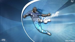 Mario Balotelli Wallpaper by tenha