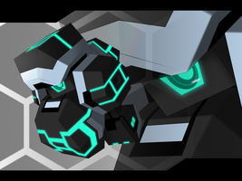 CB Contest Entry Blocky by Xenosnake