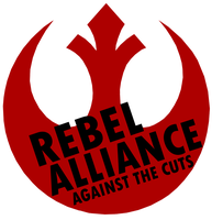 Rebel Alliance against cuts by Party9999999