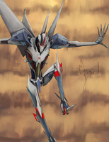 TFP Starscream by ManicDraconis