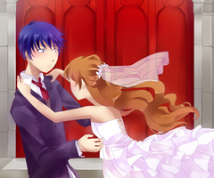 Toradora: Just Married~ by PoipleMonkee