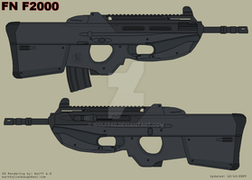 FN F2000_2 by Wolff60