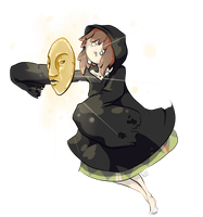 Moria the Yamask by ElfSama