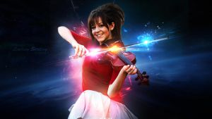 Lindsey Stirling Wallpaper 2 by nitr1x