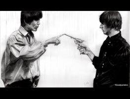 Ringo and George love by Tokiiolicious