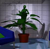 Bane's House Plant by Mertail