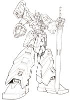 Star Saber by Blitz-Wing