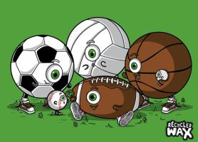 Lucky Day by recycledwax