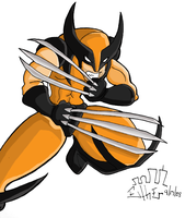 Wolvie by ethersempire by PomBadguy