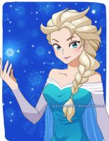 Snow Queen by msadagal