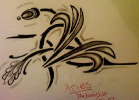 Aries by Darkwrath10