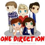 One Direction. by Natsumio-Chan