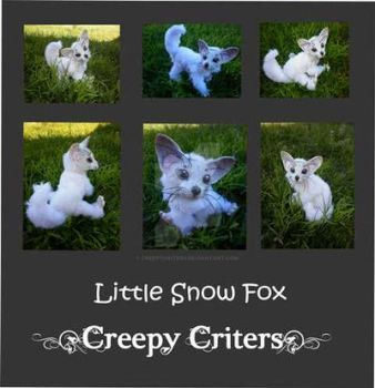 Little Snow Fox by creepycriters