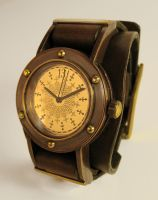 13 hour backwards watch by dravensinferno