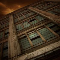 GLOOMY ARCHITECTURE 4 by Karezoid