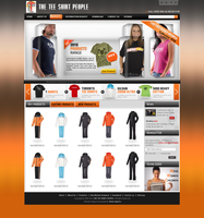 the tee shirt people by 82webmaster