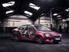 Opel RoadView Concept by NeneDs