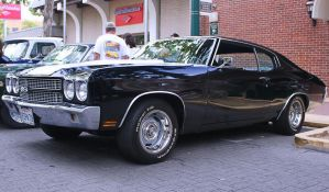 70 SS Chevelle by StallionDesigns