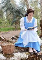 What a puzzle to the rest of us, is Belle by Leonie-Heartilly