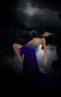 Rain Goddess by hollyelizabethjean