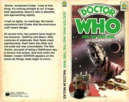 Doctor Who And The Time War (2016) Full by SteveAndrew