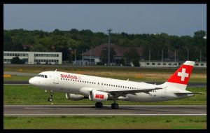 swissair by sweetpainter