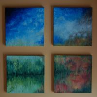 Mother Earth - Final pans on the wall... by EugeneTheCounter