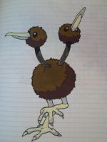 Doduo by RaVjak20