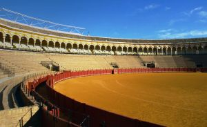 Seville Bull Fight Festival 02 by abelamario
