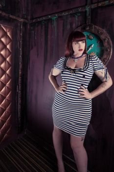 Nautical Dollbaby by Ms-T