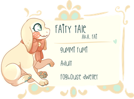 [bioFUMES] Fairy Tale - Profile by CordialCrow