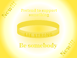 Lie Strong by T0pd0g