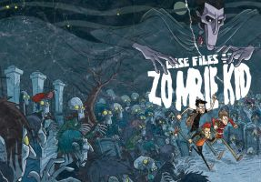 Case Files 13: Zombie Kid Cvr by Douglasbot