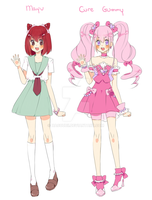 Cure Gummy ref by Hacuubii