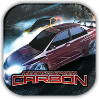 NFS Carbon Game Icon by Wolfangraul