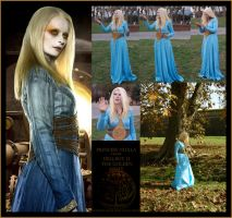 HalloweenOutfit:Princess Nuala by LilywhiteBlack