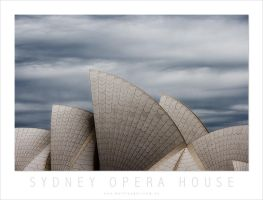 Sydney Opera House Up Close by MattLauder
