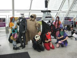 Oct MCM Expo 2010: NBC Group by MammaCarnage