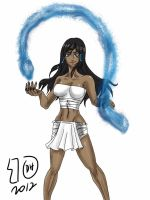 Water Bending Forms by Dragonhorse10