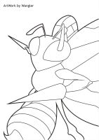 N15 Beedrill Lines by Wangler