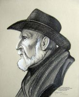 EarthHart's Black Hat Quiet Man by HouseofChabrier