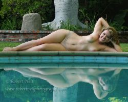 Elle poolside by robertneil64