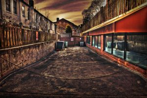 Closed Alley by Tyler007