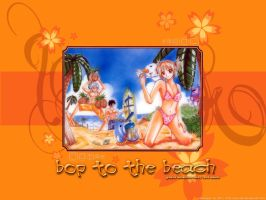 Bop to the Beach by hexos