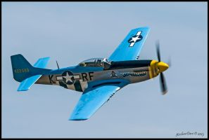 Six Shooter 2013 by AirshowDave