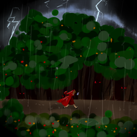 Rain Rain by Ze-Creeper