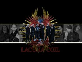 Lacuna Coil Wallpaper 002 by Ironicph8