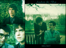 MGMT Wallpaper 2. by C-Jady