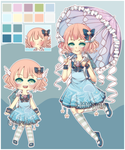 [CLOSED] Auction Adopt by WanNyan