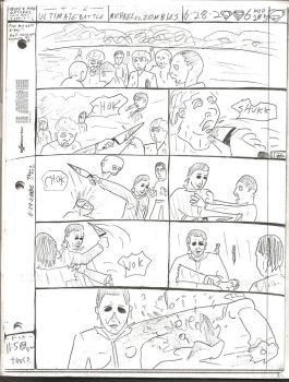 THE ULTIMATE BATTLE pg.171 by DW13-COMICS